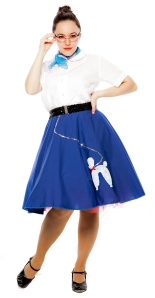 Cotton Poodle Skirt at Hey Viv !