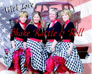 Shake Rattle & Roll from East Texas