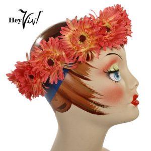 Garden Party Floral Headpiece