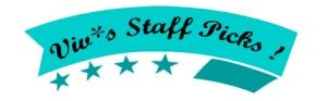 Viv's Staff Picks !