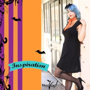 Halloween Inspiration at Hey Viv !