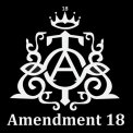 amendment 18 logo
